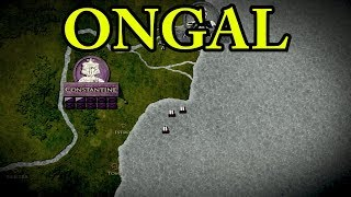 The Battle of Ongal 680 AD