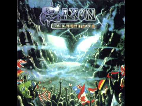 Saxon - Running Hot