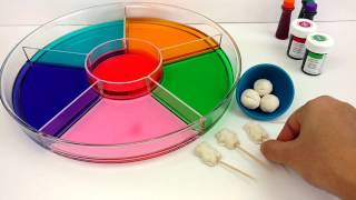 Dye Coloring Play Doh Gummy Teddy Bears/Kids Creative Color Fun/Crayola Play Doh Teddy Bear Molds