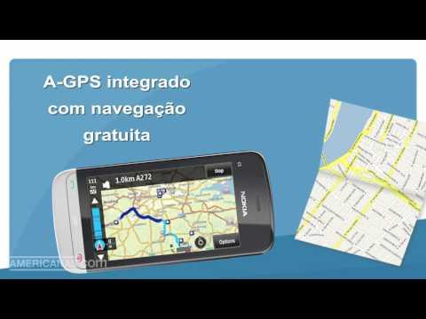 Nokia C5-03 Smartphone l Americanas.com