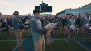Army Air Force Drumline Battle 2017 4k
