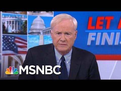 Matthews: President Donald Trump Lacks A Moral Compass | Hardball | MSNBC