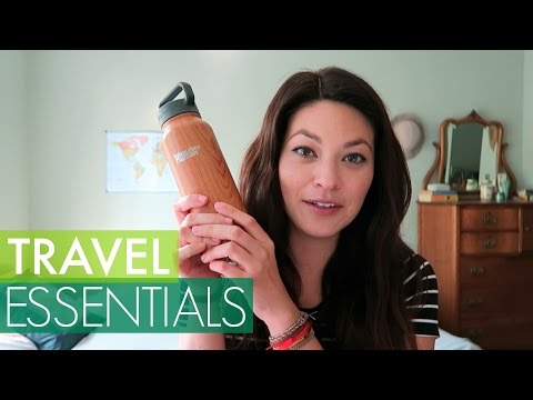 TOP 15 TRAVEL ESSENTIALS