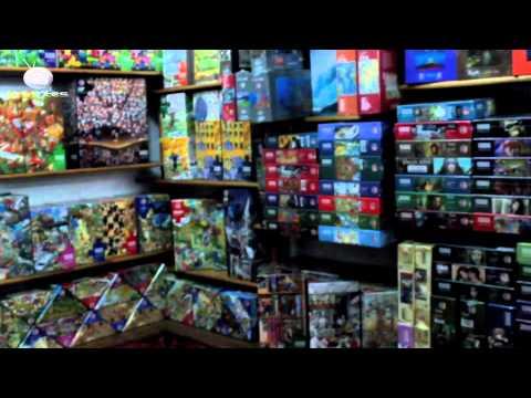 Don Juego: juegos de mesa y puzles en Madrid