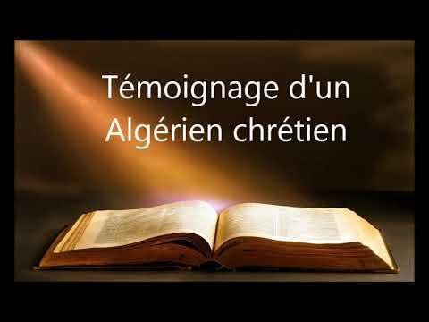 Témoignage d'un Algérien chrétien