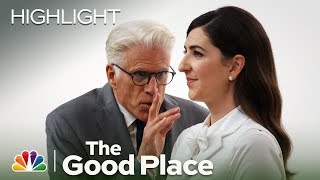 The Good Place - How Michael Stole Janet from the Good Place (Episode Highlight)