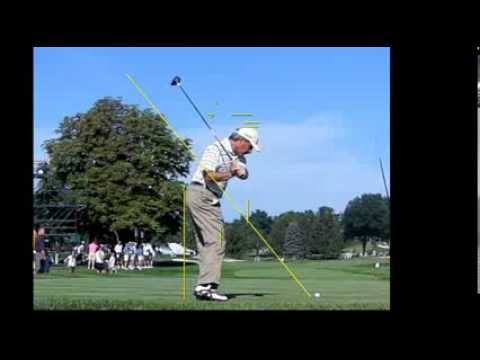 Fred Couples Golf Swing Analysis By Craig Hanson Youtube