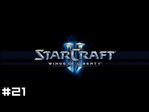 StarCraft 2: Wings of Liberty #21 - Raiders Roll