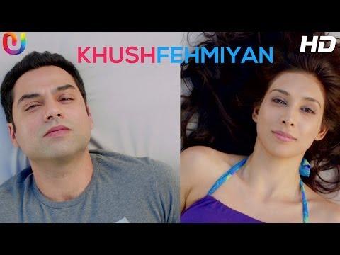 Ishq Ki Khushfehmiyan - Shankar Mahadevan - One By Two Movie Song | Abhay Deol, Preeti Desai