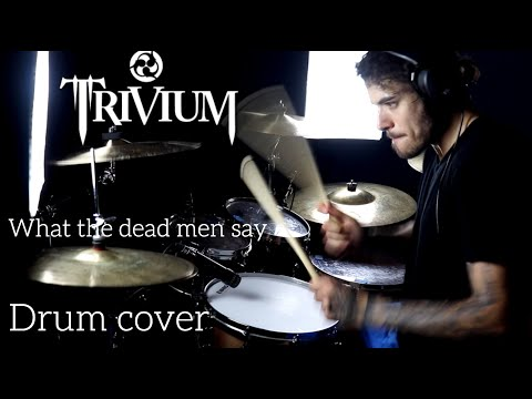 Download  Trivium - What the dead men say - drum cover Gratis, download lagu terbaru