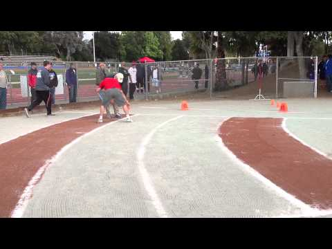 Luke Longinotti (Junipero Serra High School, San Mateo, CA) - CCS 3rd Place (55-10.25)