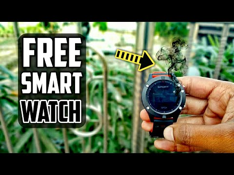 The $49 Smartwatch GADGETS - Does It Suck?? + GIVEAWAY!!