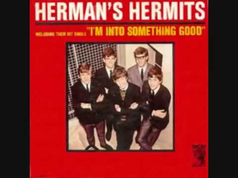 Hermans Hermits - Theres A Kind Of Hush