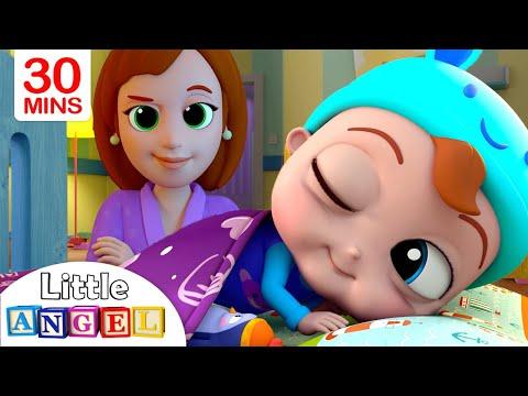 No, No, Baby Go to Sleep | Kids Songs & Nursery Rhymes by Little Angel
