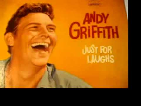 Andy Griffith   What It Was, Was Football   Youtube video