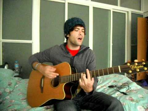 Jack Johnson Rodeo Clowns (cover) (chords and lyrics included)