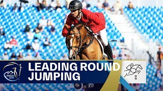 Guerdat goes into 1st Place at Speed Competition |Jumping | FEI World Equestrian Games 2018