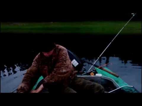 ловим летом язя с лодки