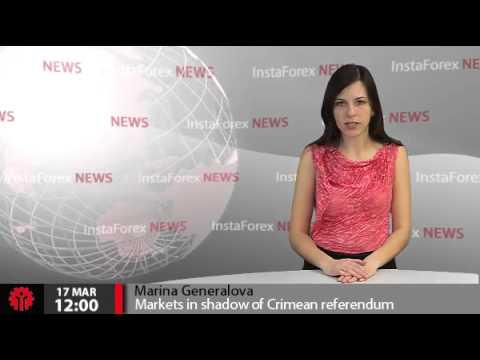 Markets in shadow of Crimean referendum