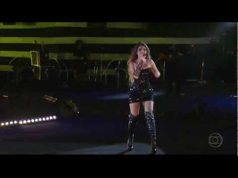 [HD] Paula Fernandes - Man! I Feel Like a Woman | Festival de Verão de Salvador 2012 Music Videos