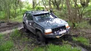 Jeep Grand Cherokee ZJ Test  18.05.2014