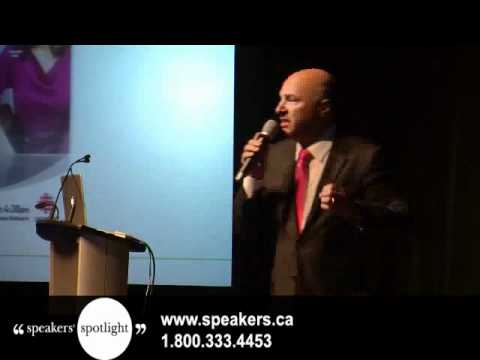 Speakers  Spotlight Annual Showcase 2012 - Kevin O Leary