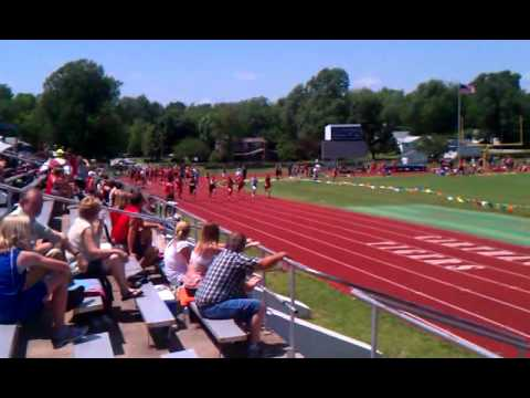 COC Track Meet - Carthage MO 5-2-12