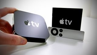 New Apple TV Unboxing (2012)