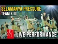JKT48 - Selamanya Pressure Team K III [Live 8th Single Handshake Festival]