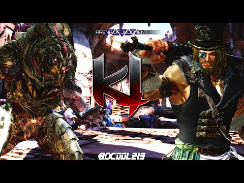 Killer Instinct Arbiter Gameplay Footage - Online Match 28 - Xbox One - Season 3