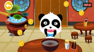 Ngày lễ tết trung thu của Gấu Trúc PANDA holiday - cu lỳ chơi game vui nhộn