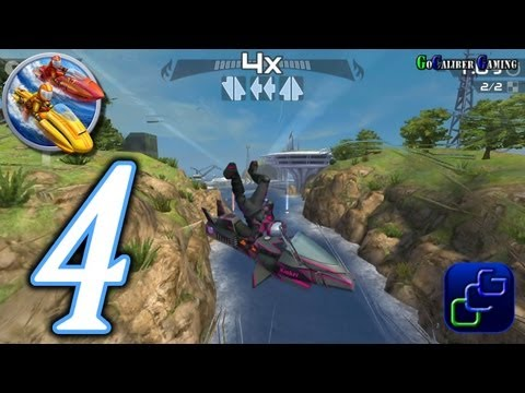 Riptide GP 2 Android Walkthrough - Part 4 - Career Series: Pro AM