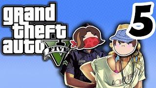Grand Theft Auto V: Master Crime Lords - PART 5 - Steam Train
