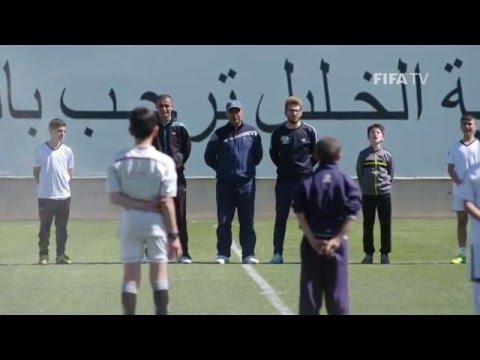 EXCLUSIVE - Palestine's Shabab Al-Khalil