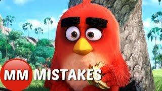 Angry Birds Movie - MOVIE MISTAKES Trailer | Angry Birds