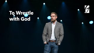 Josh Morris – To Wrestle With God – Stand Alone