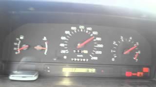 Volvo 850 2.5 20v 0-200km/h