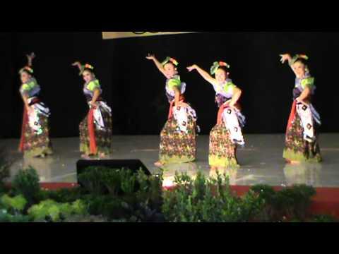 Festival Tari Klasik Dan Tari Kreasi Baru video