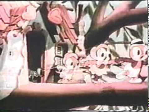 Woody Woodpecker Pantry Panic (1941)