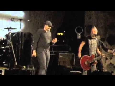 Peter Hook&The Light feat. Billy Corgan - Transmission&Love Will Tear Us Apart (Live)