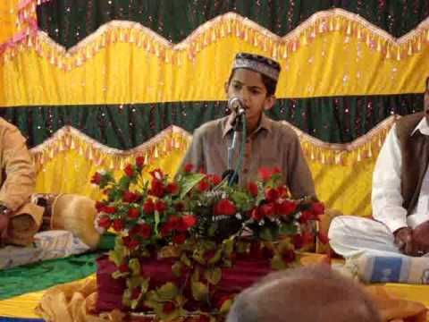 Urdu Naat(dare Nabi Par Para Rahon) Abdul Moeed Hameed Multan video