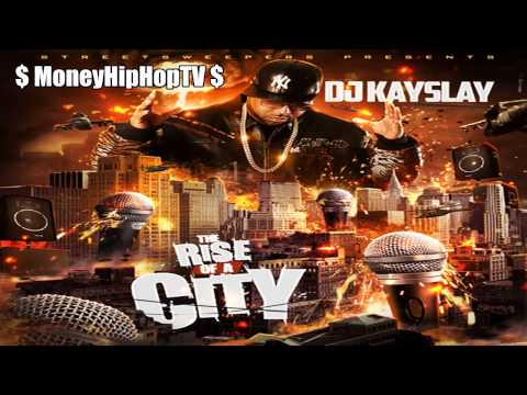 DJ Kay Slay - Rolling Stone ft. The Game ,Young Buck & Papoose HD