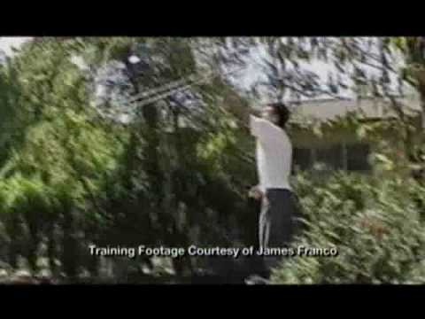 Tristan & Isolde - James Franco Discusses Working With Swords And Horses/ 2006