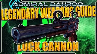 Borderlands Handsome Edition: How to get the Legendary Luck Cannon Revolver in Claptastic Voyage!