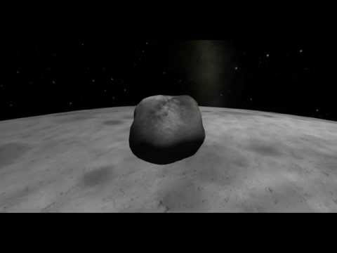 How to kill a Killer Asteroid-KSP