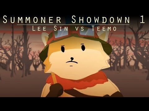 Summoner Showdown : Teemo vs Lee Sin