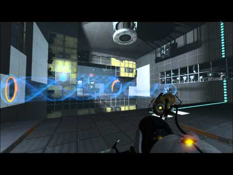 Portal 2 Walkthrough - Part 15 (Chapter 8 Lvl. 1-4)
