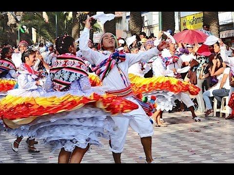 LURIGUAYOS EN EL CARNAVAL INTERNACIONAL*2013*DE TACNA