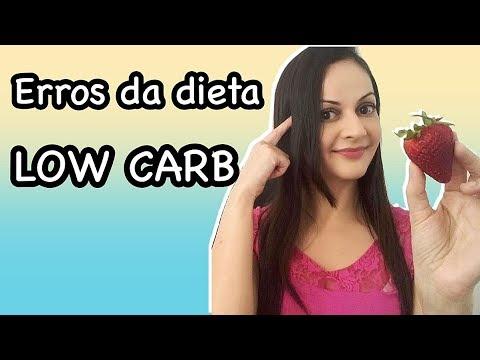 ❌CUIDADO!❌ 8 Erros Comuns Na Dieta LOW CARB!