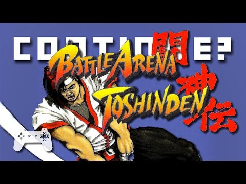 Battle Arena Toshinden (PS1) - Continue?